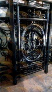 Порошковая покраска оградок харьков